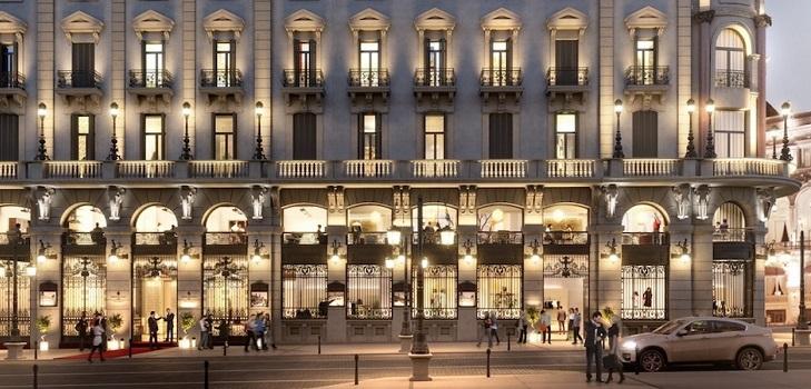 Canalejas vende todos sus pisos de lujo por cien millones de euros
