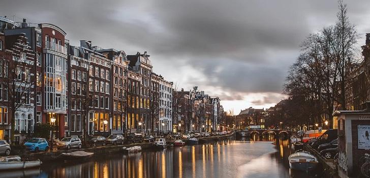 Ámsterdam apuntala sus cimientos