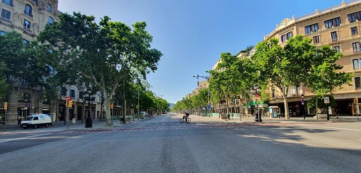 Cataluña: aforo al 30% en el comercio y zonas comunes cerradas