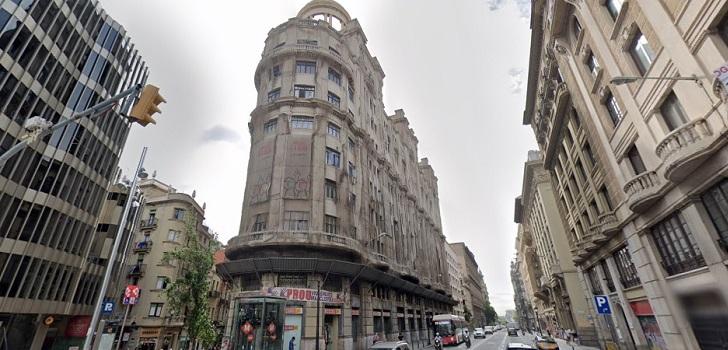 El edificio de CCOO en Barcelona, más cerca de la reforma