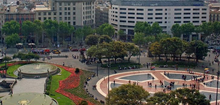 Merlin compra un 'coworking' en Plaza Cataluña a Bbva por doce millones