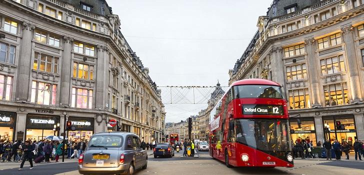 Londres invertirá 150 millones en la transformación de Oxford Street