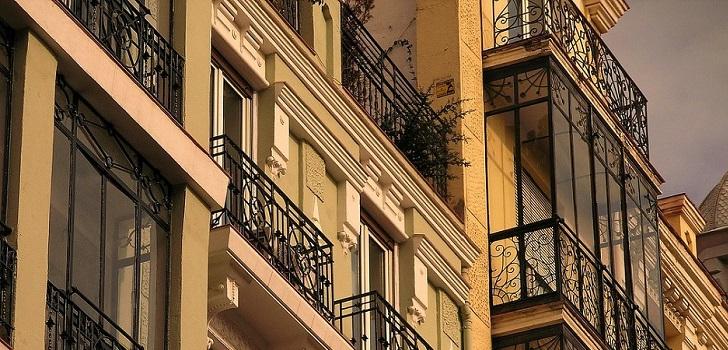 Terralpa adquiere un edificio en Madrid para levantar pisos de lujo
