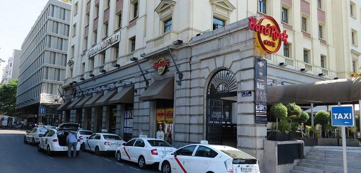 Hard Rock Café cierra sus puertas en Madrid el 31 de julio