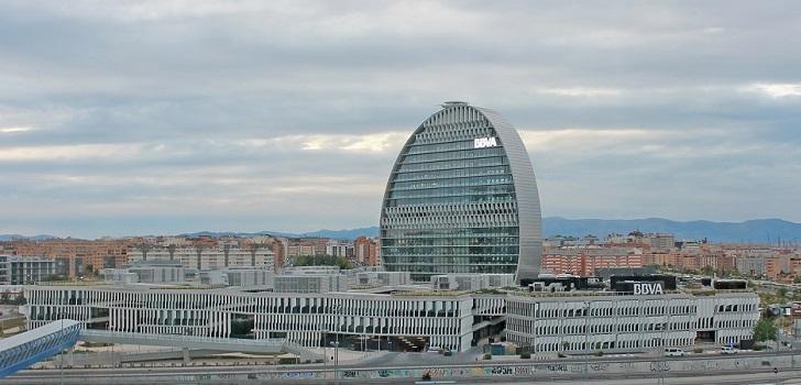 Merlin alquila a Bbva un edificio en el parque empresarial Las Tablas
