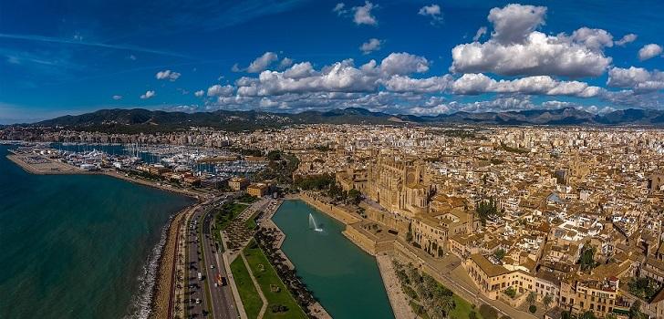 El turismo en España se desploma en marzo con un 64,3% menos de llegadas