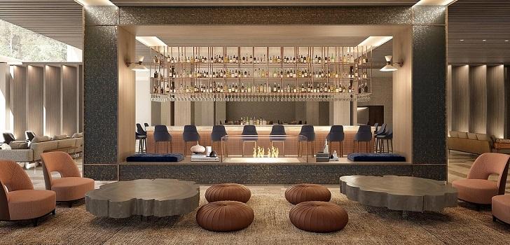 IHG invierte 14 millones en un hotel de lujo en Barcelona