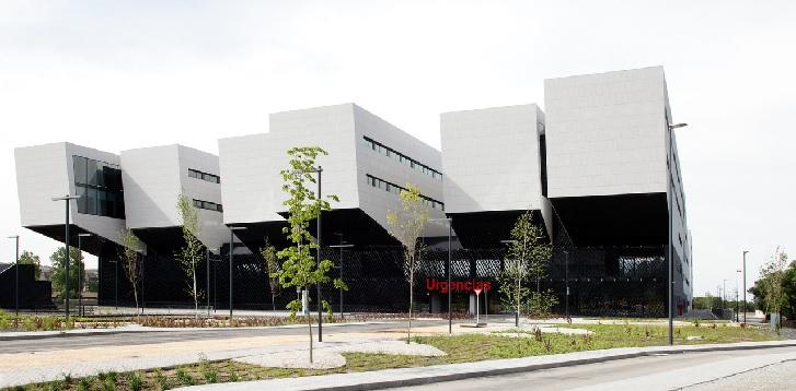 Enero Arquitectura: 74.000 metros cuadrados sanitarios