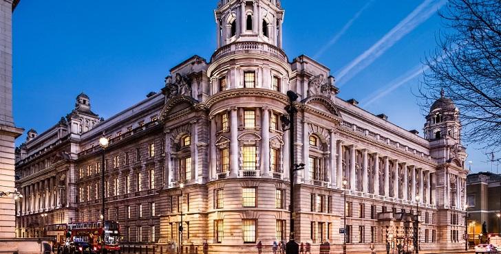 OHL vende el histórico Ministerio de la Guerra de Londres por cien millones