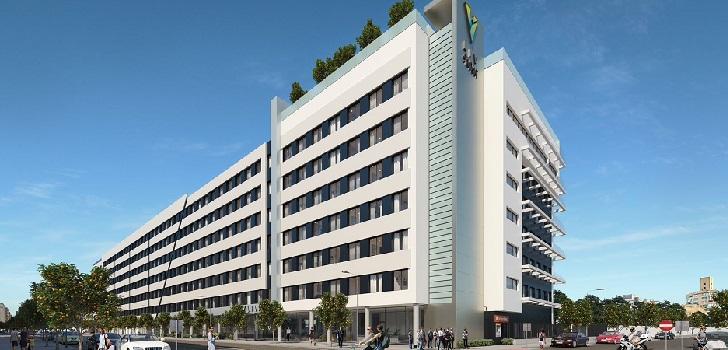 VStudent Aulis levantará una residencia de estudiantes de 685 plazas en Sevilla