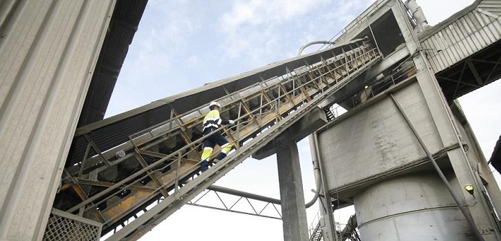 Cae el consumo, la producción y las exportaciones de cemento en Cataluña  en el último año