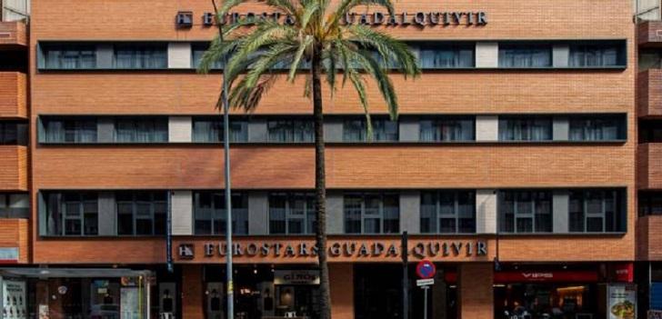 Insur entrega a Hotusa un hotel de 133 habitaciones en Sevilla