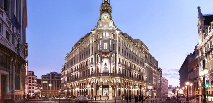 Madrid, destino de lujo