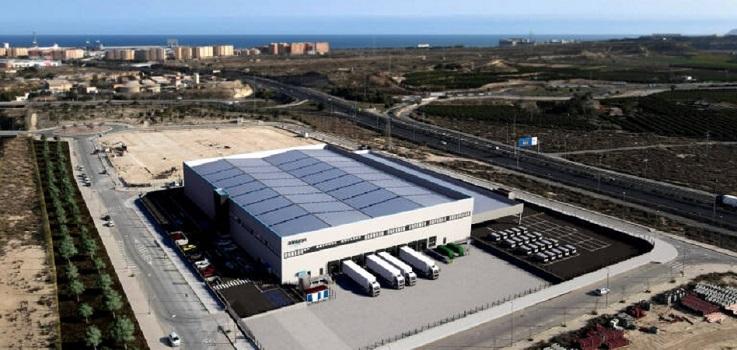 Amazon prepara una nueva nave logística en Alicante