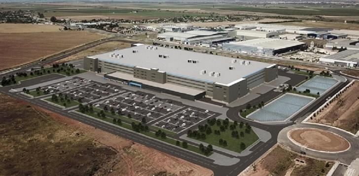 Amazon abrirá un nuevo almacén de 160.000 metros cuadrados en Murcia