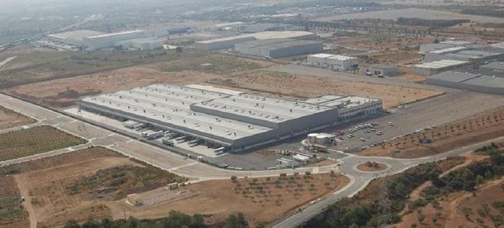 El Corte Inglés vende a Panattoni una nave en Tarragona por 70 millones