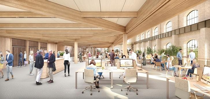 Foster diseña oficinas sostenibles para Acciona