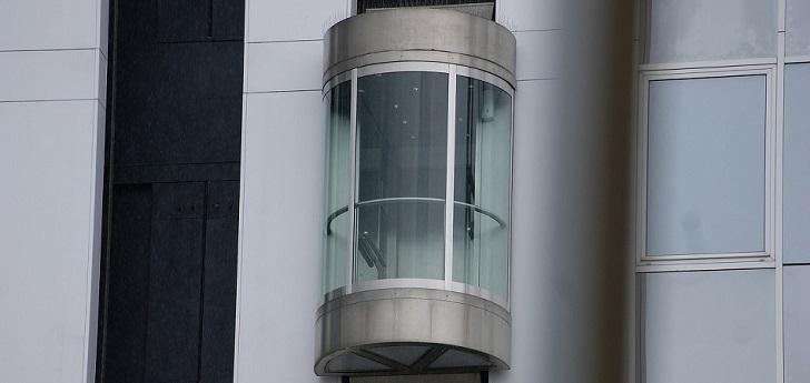 Imagen de un ascensor