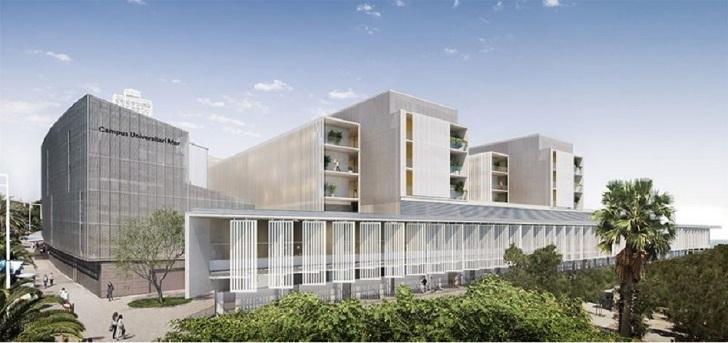 Pinearq y Brullet de Luna diseñan el Hospital del Mar del futuro