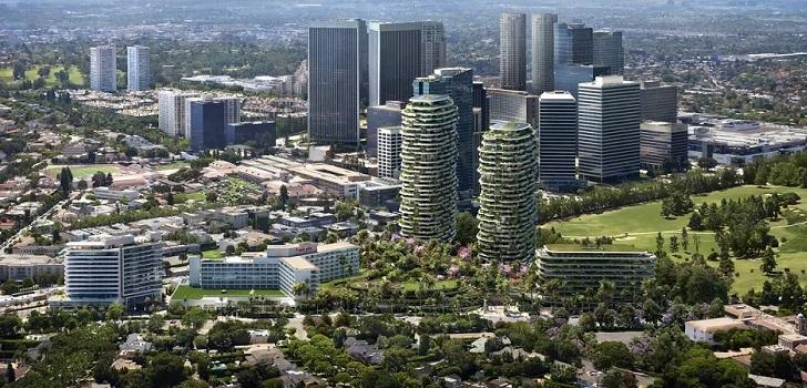 Rascacielos 'verdes' para Los Ángeles