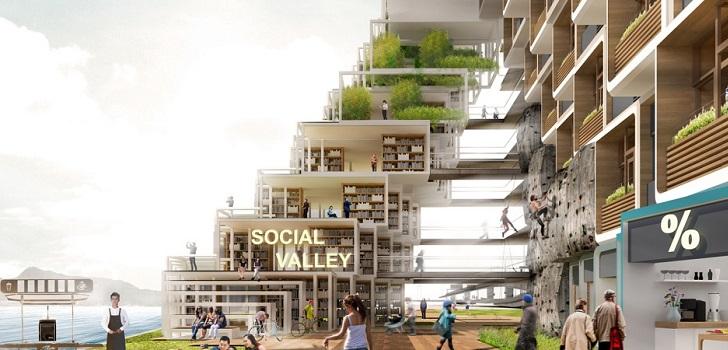 La arquitectura joven tiene premio en Hong Kong