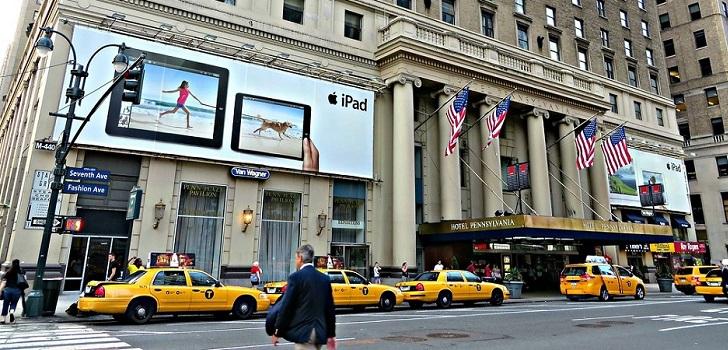 Nueva York dice adiós al Hotel Pennsylvania