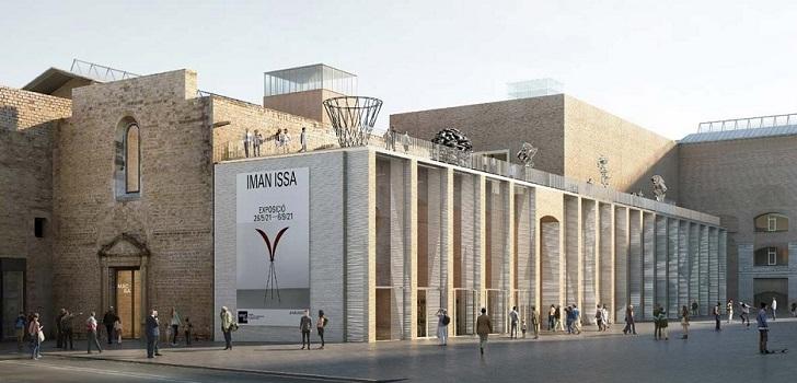 El arte suma 3.000 metros cuadrados en Barcelona