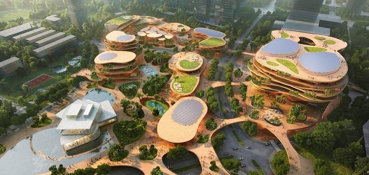 Una 'sala de estar' urbana y sostenible