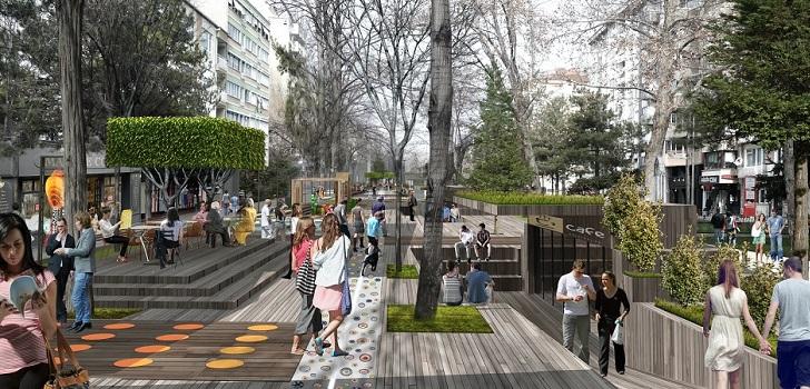 Una arteria verde para regenerar la ciudad