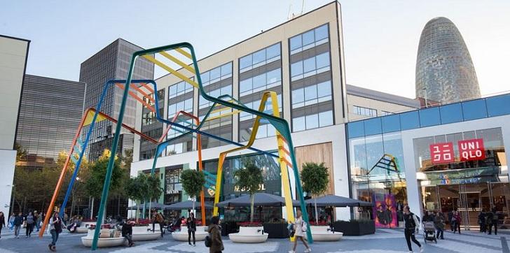 IBA Capital ultima la compra de un complejo en Glòries a Blackstone