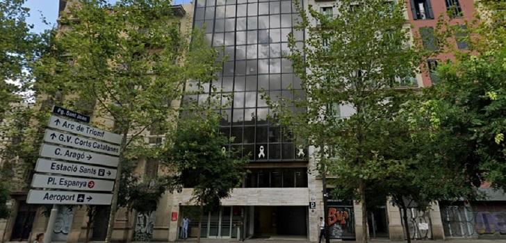 Meridia vende dos edificios de oficinas en Barcelona por 40,5 millones de euros