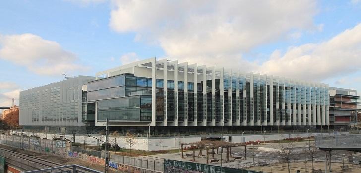 Repsol saca al mercado un terreno en Madrid por 115 millones de euros