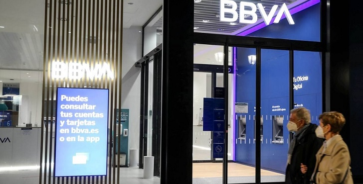 Bbva libera más locales: plantea el cierre de 530 oficinas