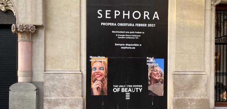 Sephora acelera en España: abre nuevo 'flagship' en Paseo de Gracia