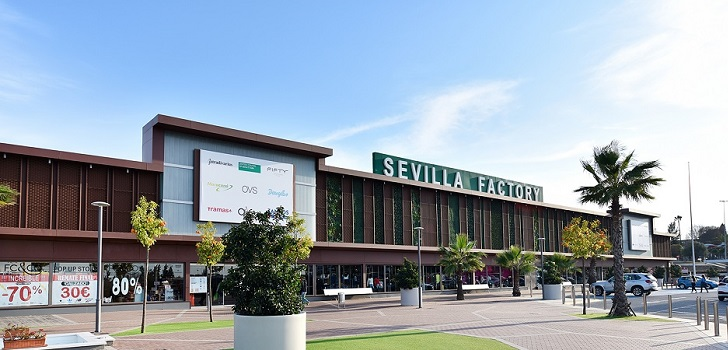 El centro comercial, ubicado en Dos Hermanas (Sevilla) e inaugurado en 1999, pasará a estar gestionado por LAP Retail. El complejo tiene una SBA de 16.289 metros cuadrados.