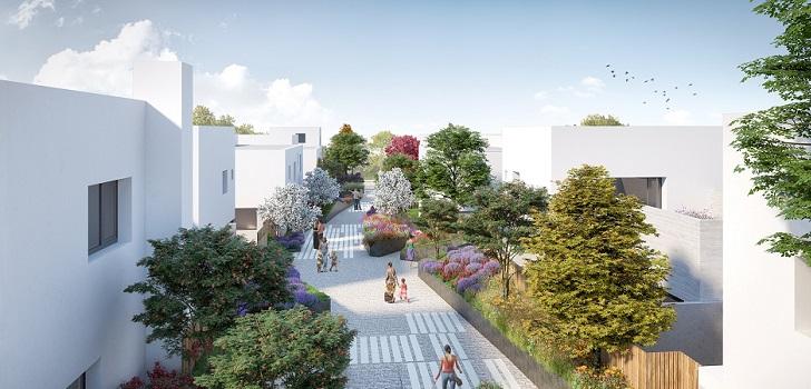 GPF Capital invertirá treinta millones para levantar viviendas de lujo en Madrid