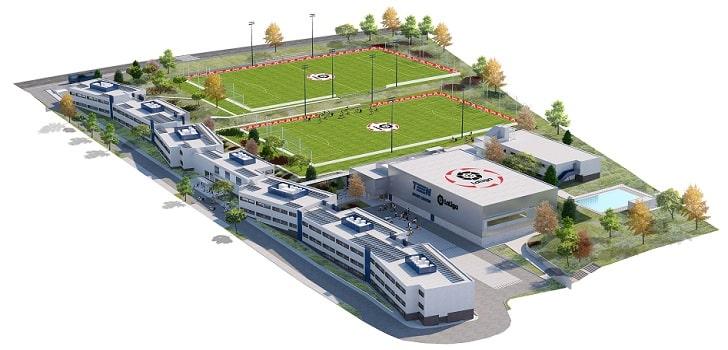 LaLiga construirá una residencia para 450 personas en un nuevo 'hub' deportivo en Madrid