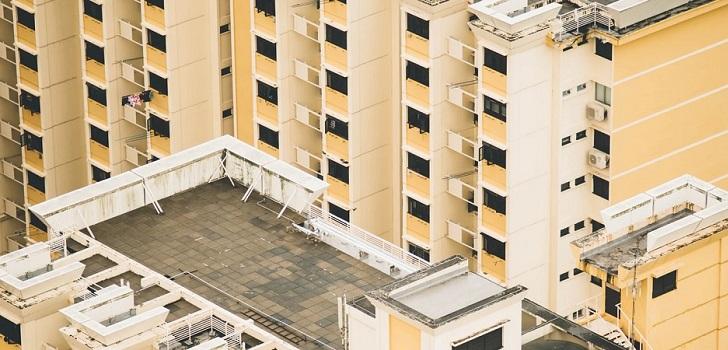 Bbva: el sector inmobiliario afronta mejores perspectivas de recuperación que en 2008