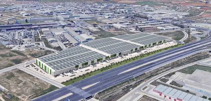 Aquila Capital levantará un centro logístico de 100.000 metros cuadrados en Sevilla