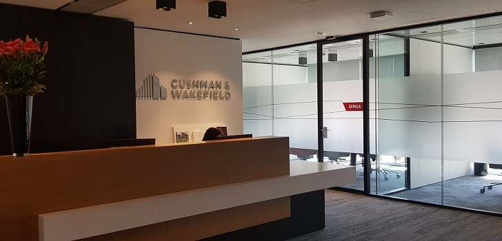 Cushman&Wakefield dispara su beneficio un 20% en 2019