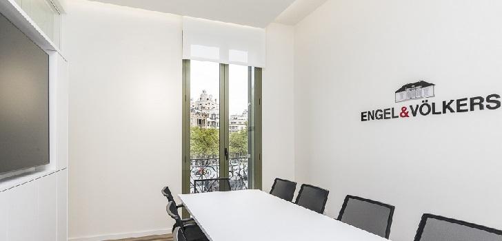 Engel&Völkers duplica sus ventas en Barcelona hasta mayo