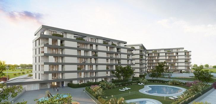 Habitat Inmobiliaria invertirá 13 millones de euros en una nueva promoción en Madrid
