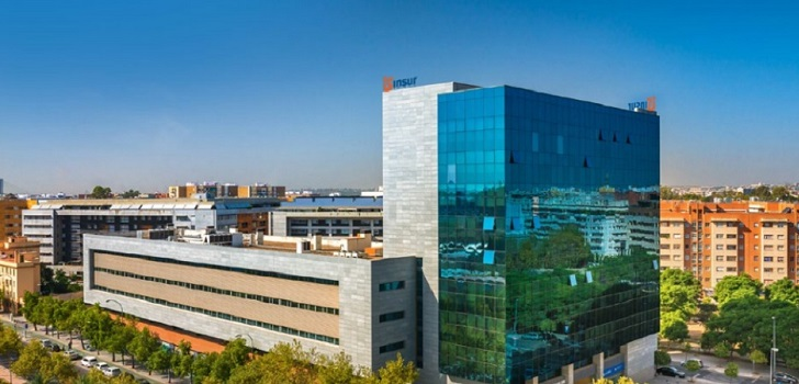 Insur adquiere el un edificio del parque empresarial de Madrid Rio