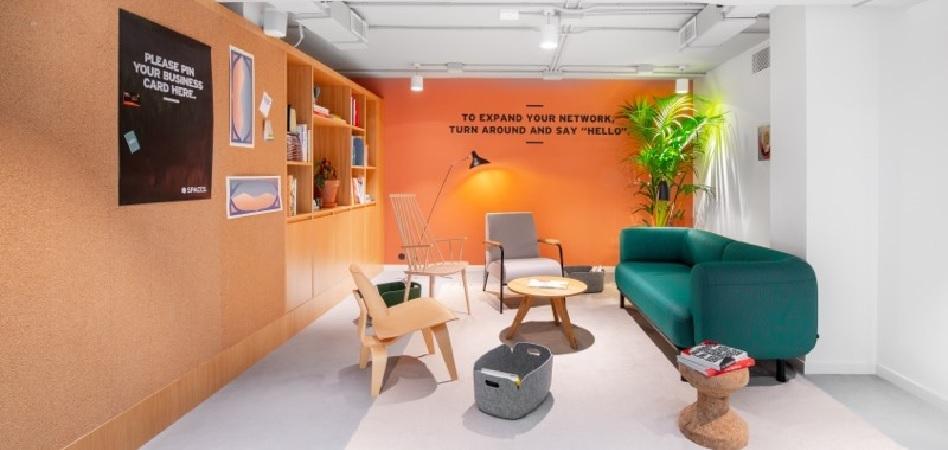 Spaces instala un 'coworking' en el área de negocios de Azca