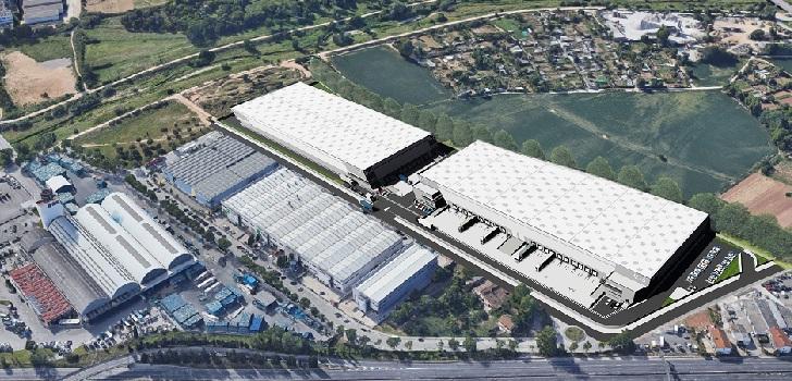Laimo levantará un complejo logístico de 27.700 metros cuadrados en Barcelona