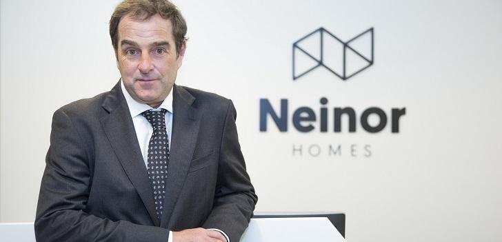Neinor triplica ingresos y alcanza 44,6 millones de beneficio en el primer semestre