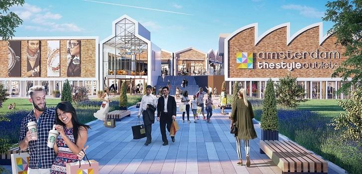Neinver y Nuveen invierten 110 millones para abrir un oultet en Amsterdam