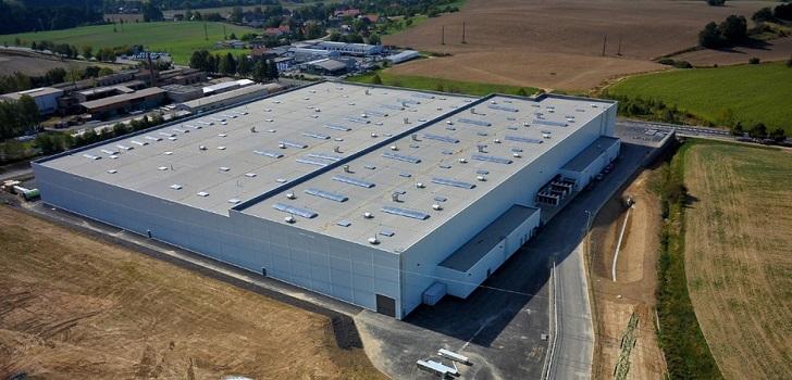 Panattoni levantará un parque logístico de 34.000 metros cuadrados en Vitoria