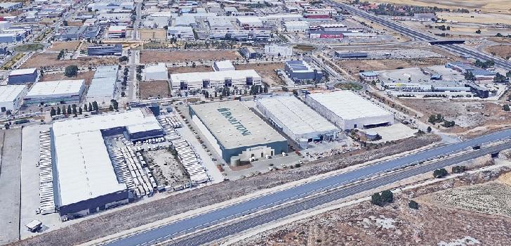 Panattoni levantará una nave logística de 9.500 metros cuadrados en Getafe
