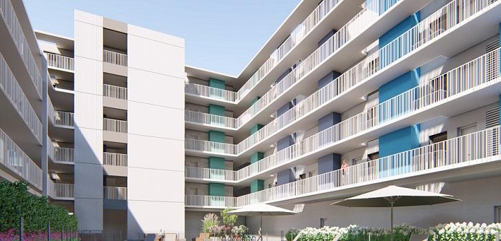 La promotora Tectum desarrollará 73 viviendas en alquiler en Barajas